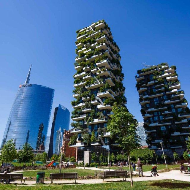 Il Bosco Verticale a Milano è tra i 50 grattacieli più importanti degli ultimi 50 anni